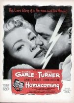 Homecoming 1948 DVD - Clark Gable / Lana Turner